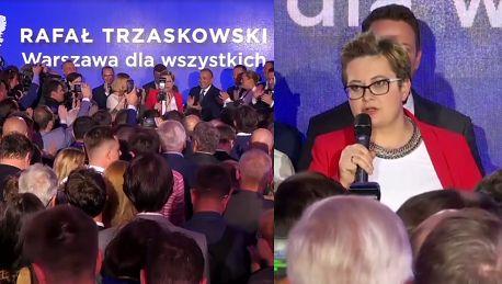 Lubnauer komentuje wyniki wyborów Warszawa i Łódź pozostały bastionami wolności