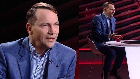 Radosław Sikorski ostro o Jarosławie Kaczyńskim To jest albo cynizm albo ANALFABETYZM EKONOMICZNY