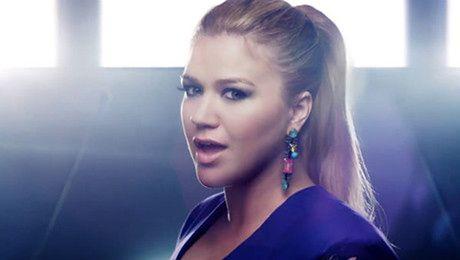 Nowy teledysk Kelly Clarkson