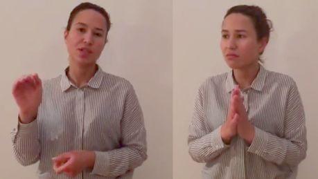 Olga O o ukradzionych pierścionkach Nigdy ich nie założyłam Dobrowolnie oddałam je policji