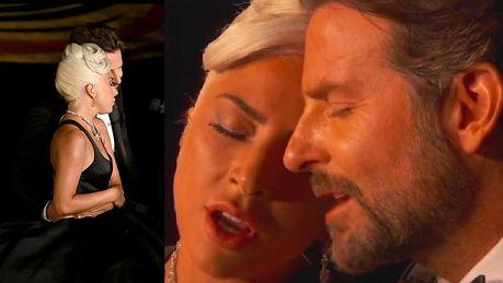 Lady Gagę i Bradleya Coopera poniosło Co to było Irina powinna dostać Oscara KLIKA PUDELKA