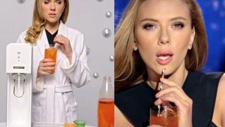 ZAKAZANA REKLAMA ze Scarlett Johansson