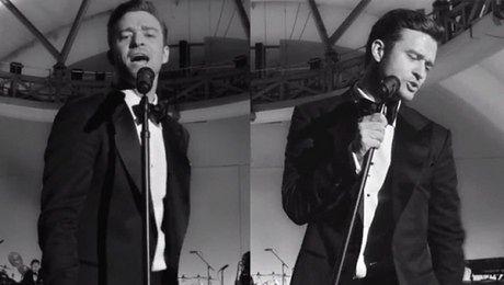 Nowy teledysk Timberlake a