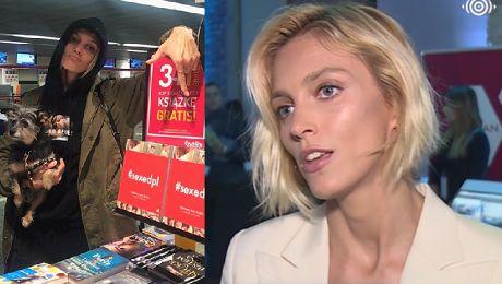 Anja Rubik W Polsce seks jest tematem tabu