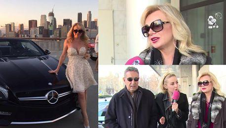 Mąż Hollywood Samochodów nigdy dość Jeżdżąc drogim autem czujemy się jak milion dolarów