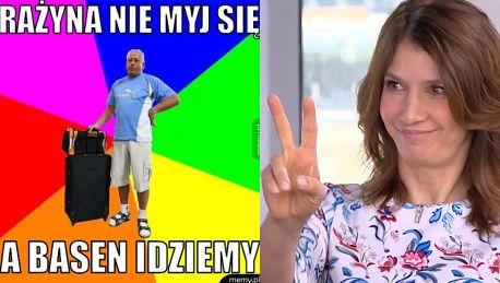 Wolszczak ekspertką TVN u… od GRAŻYN Moje ulubione to Janusz i Grażyna na wakacjach