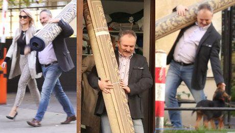 Dywanowe przygody posła Jakubiaka najbogatszego człowieka w parlamencie WIDEO