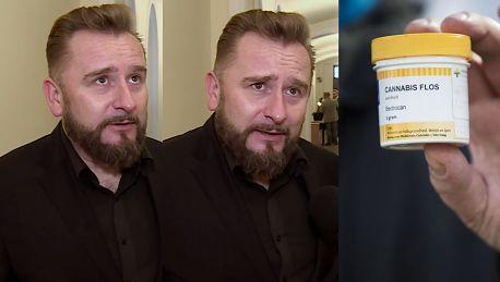 Liroy o medycznej marihuanie Jak to możliwe że minister zdrowia mówi ze nie ma czegoś takiego