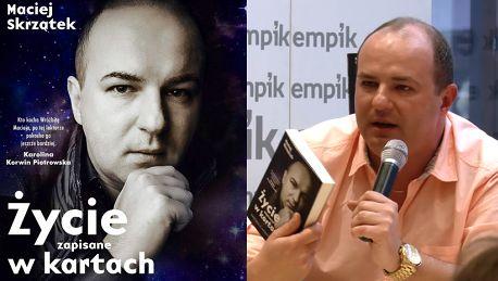 Wróżbita Maciej promuje autobiografię Pisząc czułem się jak na spowiedzi
