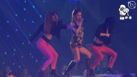 Natalia Lesz tańczy u Egurroli