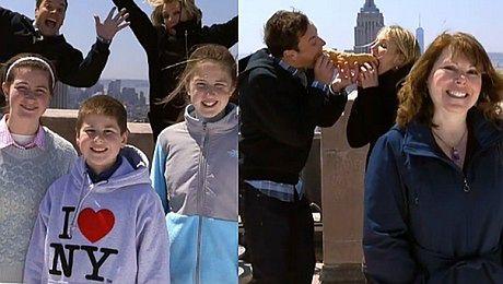 Cameron Diaz i Jimmy Fallon psują zdjęcia przypadkowym Amerykanom