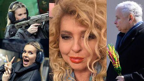 Polityczne marzenie Pudelka Magda Gessler królową Polski a Doda ministrem sprawiedliwości