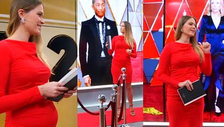 Ciężarna Śłotała komentuje Oscary Pharrell Williams to mój rodzynek Od dawna jest ikoną stylu ubiera się u Chanel