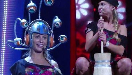 Słowianka Donatana ubija masło i prowadzi Eska Music Awards