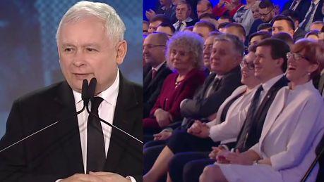 Kaczyński kpi z sondaży Mamy nowy