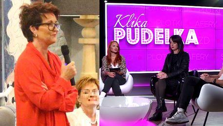 Kwaśniewska zatęskniła za mediami Ma żyłkę do biznesu