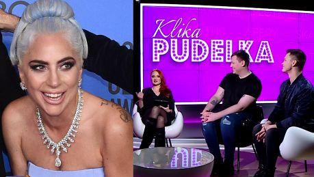 Niebieskowłosa Lady Gaga zawładnęła Złotymi Globami Zabrakło polskiego akcentu