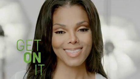 Straszna zmieniona twarz Janet Jackson
