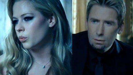 Avril Lavigne nagrała piosenkę z mężem