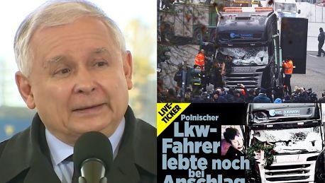 Jarosław Kaczyński zapewnia Nasza władza będzie chroniła Polaków przed terroryzmem
