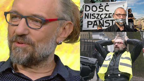 Mateusz Kijowski Komitet Obrony Demokracji nie umiera