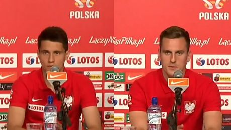 Kapustka Cieszymy się że możemy zagrać z Portugalią
