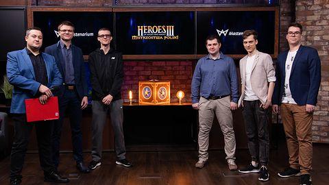 Mamy nowego mistrza w Heroes of Might & Magic III. Finał w pięknym stylu