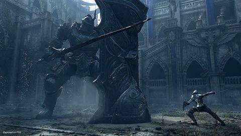 Demon's Souls na PS5 dla niektórych będzie łatwiejszy. Twórcy szykują podpowiedzi