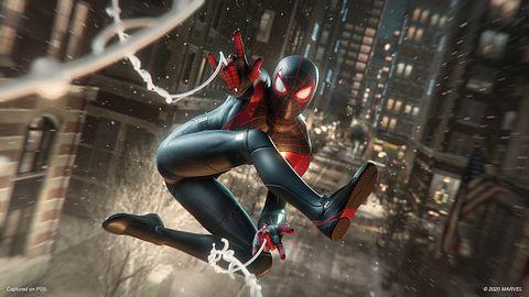 A tak wygląda nowy Spider-Man na PS4. Naprawdę nie jest źle
