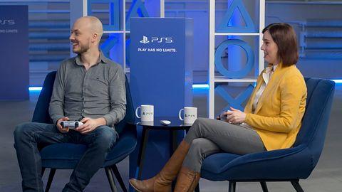 Studio PlayStation 5: ZagrajnikTV opowiada o wrażeniach i najciekawszych cechach konsoli Sony