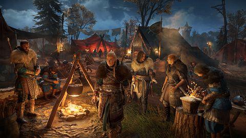 Paryż i druidzi w dodatkach do Assassin's Creed Valhalla