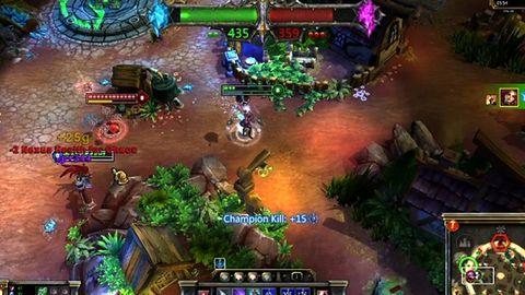 League of Legends: Dominion - premiera już... dziś!