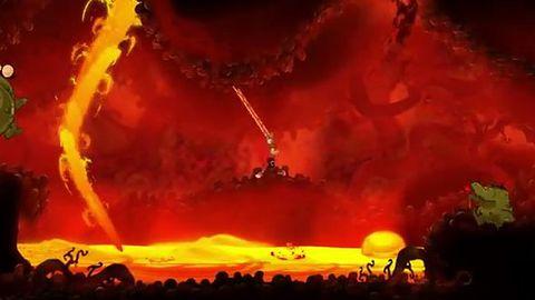 Michael Ancel, bańki mydlane, smok i ogień, czyli nowy zwiastun Rayman Origins
