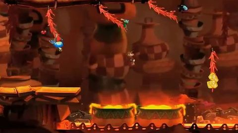 Kolejny genialny zwiastun Rayman Origins. Tym razem na premierę