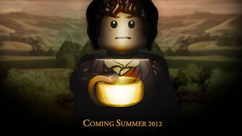 LEGO: Lord of the Rings. Na razie tylko klocki, ale...