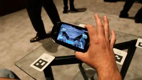 PS Vita: piłka nożna w rzeczywistości rozszerzonej. Robi wrażenie
