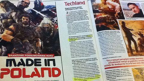 Nad czym pracują polscy twórcy - jakie gry szykują na 2012 rok?