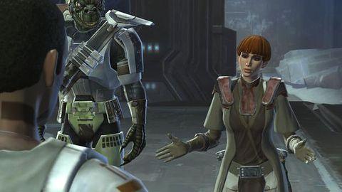Twórcy Star Wars: The Old Republic szukają nowej pracy