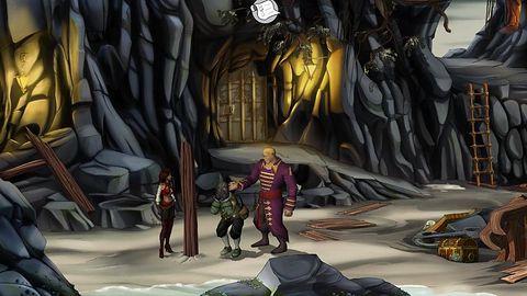 Kapitan Mornage i Złoty Żółw [Galeria]