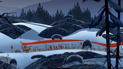 The Banner Saga 3 - ciąg dalszy w postaci filmu?