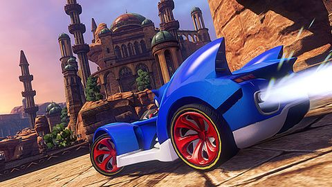 Sonic & Sega All-Stars Racing doczeka się kontynuacji z podtytułem Transformed
