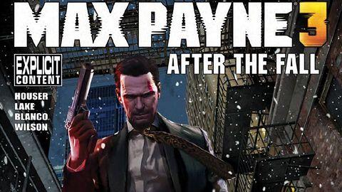 Przeszłość Maxa Payne powraca na kartach komiksu [POBIERZ ZA DARMO]