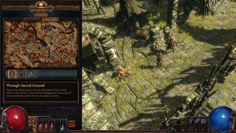 Path of Exile otwiera swoje serwery w ten weekend - będzie nowa postać