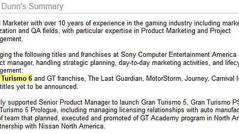 Gran Turismo 6 już w produkcji?