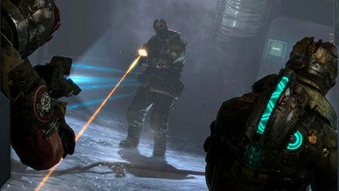 Isaac nie będzie walczył sam - pierwsze obrazki z Dead Space 3