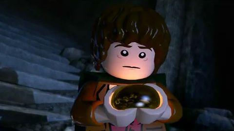 LEGO Lord of the Rings debiutuje bez pomysłu