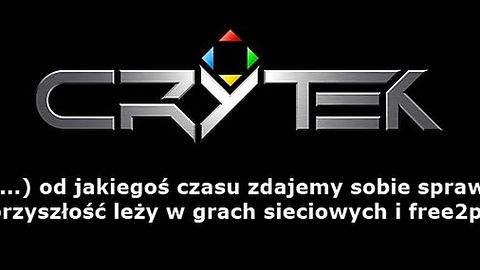 Crytek rezygnuje z wydawania gier w pudełkach
