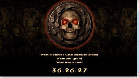 Twórcy Baldur's Gate: Enhanced Edition bardzo lubią liczniki
