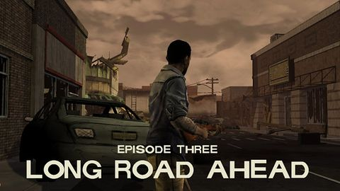 Drogie Telltale Games... [The Walking Dead, Episode 3: Long Road Ahead]
