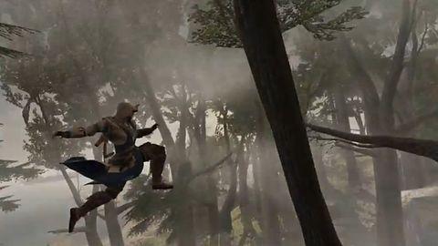 Premierowy zwiastun Assassin's Creed 3 jest w porządku...